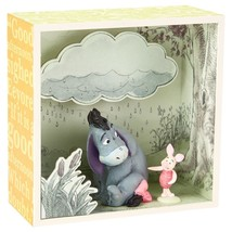 Hallmark Eyeore's Cloudy Afternoon Shadow Box - $19.80