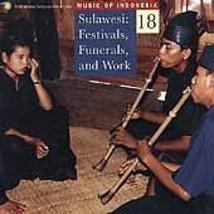 MUSIC OF INDONESIA: 18 (CD, READ DESCRIPTION) - $13.16
