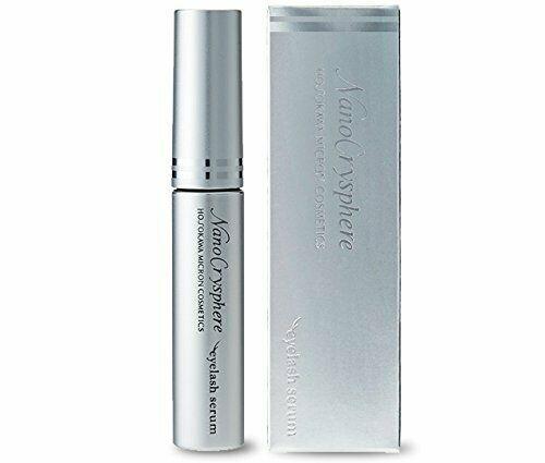 Hosokawa Micron Nano Crysphere Eyelash serum Eyelash essence