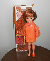"Ideal Crissy Doll Vintage 1969 In Original Box Beautiful Hair 18"" - $356.25"