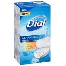 Dial Advanced Deodorant Soap 6 Bars image 3