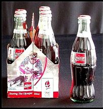 Vintage Coca Cola Classic 6 Pack Collection AB 10 image 6