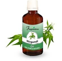 Fragrantica Nirgundi Oil 100% Undiluted Natural Pure Uncut Oil 10 Ml - $10.00