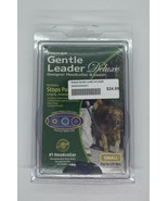 Deluxe GENTLE LEADER HEADCOLLAR Small Up to 25 lbs with purple design. New - $20.32