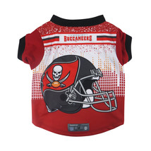 Tampa Bay Buccaneers Pet Performance Tee Shirt Size L**Free Shipping** - $25.40