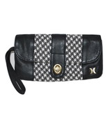 Women's Black & White Small Clutch Wallet or Purse by Hurley  - $6.99