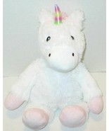 """INTELEX WARMIES WHITE UNICORN 13"""" FRENCH LAVENDER SCENTED MICROWAVABLE P... - $9.99"""