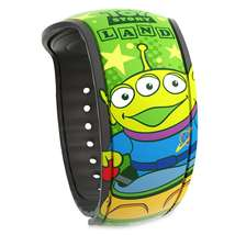 Disney Parks Toy Story Alien MagicBand 2 - Toy Story Land - $34.00