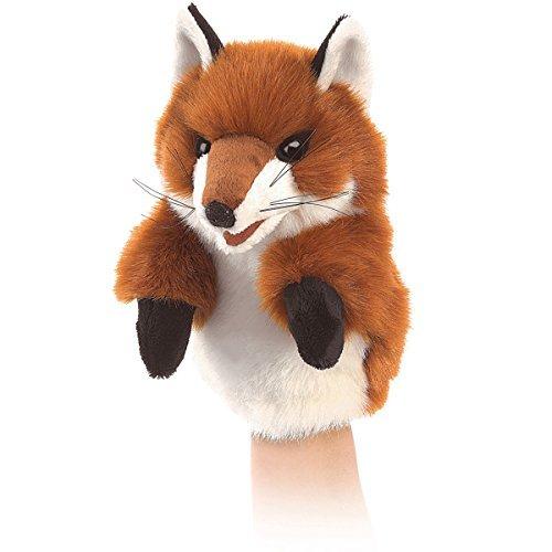 Folkmanis Little Fox Hand Puppet - $22.95