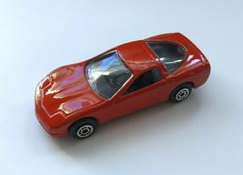 Maisto 1997 Chevrolet Corvette 1:64 Scale, Red Die Cast Car, Chevy Vette, As-New - $4.94