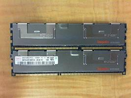 Hynix DDR3-32 GB - DIMM 240-pin - 1333 MHz / PC3-10600 - CL9-1.35 V - Registered - $98.99