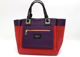 AUTHENTIC FURLA Bicolor Reversible Tote Bag BN77 - $200.00