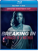 Breaking In (Blu-ray + DVD, 2018)