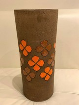 Italian Rosenthal Netter Mid Century Modern Art Pottery Tall Vase 12 1/4... - $149.00