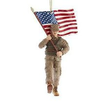 U.S. Marine Corps® Soldier Ornament w - $14.99