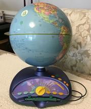 LeapFrog Quantum Leap Explorer Interactive Talking Globe - TESTED, WORKS!!! - $44.55