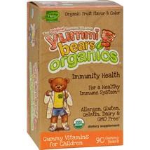 Hero Nutritional Products Organic Yummi Bears Immunity Shield - 90 Count - $27.67