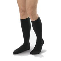 Jobst forMen Ambition 15-20 mmHg Size 5 Black Knee High CT Regular - $38.44