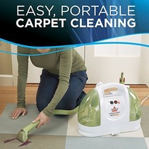 Upholstery  Carpet Cleaner Machine BISSELL ProHeat Portable w Self-clean... - $181.53