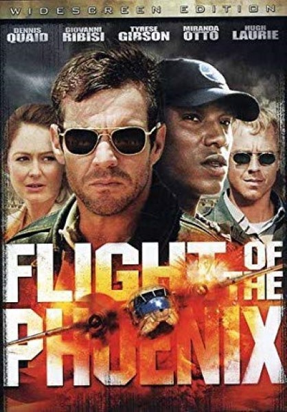 Flight of the Phoenix Dvd