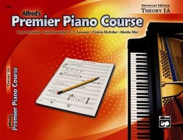 Premier Piano Course, Theory Book 1a (Premier Piano Course) - $7.99