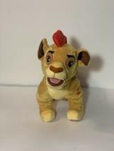 "The Lion King Guard Simbas Son Kion Disney Store Plush Stuffed Animal Toy 14"" - $14.99"