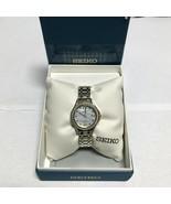 Seiko Women's Quartz Stainless Steel Casual Watch, Two Tone Model: SUT312 - $138.59