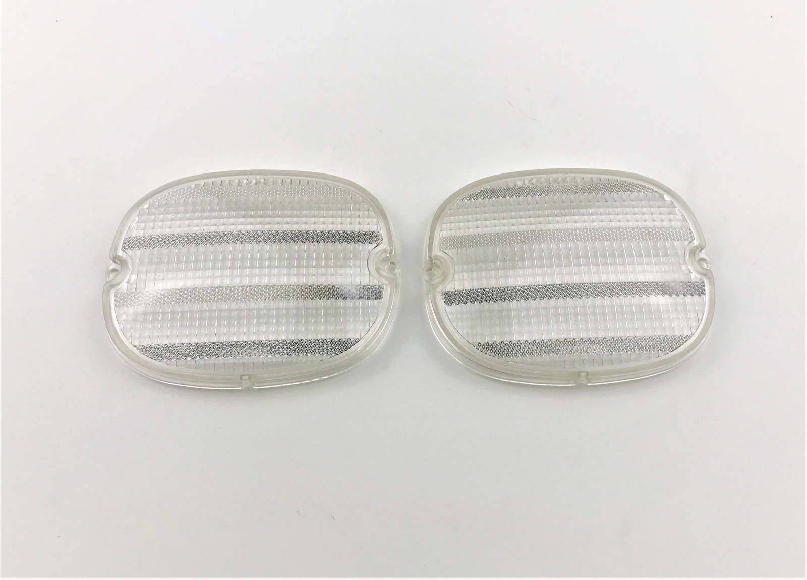 A-Team Performance 1991-1996 Chevy Corvette GM C4 Rear Tail Light Lens  Clear 91