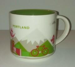 Portland Starbucks Mug / You Are Here YAH / 2014 / 14 oz. Coffee Tea Hom... - $26.18