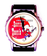 Yosemite Sam, Rootin Tootin Bottle Cap Watch, Fossil Warner Bros Collect... - $87.96