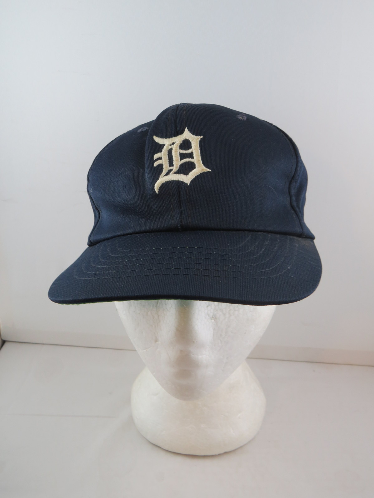 Vintage Detroit Tigers Hat - 1980s Mc Donald's Promo - Adult Snapback
