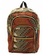 Ankara Wax African Print Book Bag Rucksack Handmade Backpack Handmade Bag - $38.99