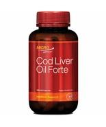 Microgenics Cod Liver Oil Forte 250mg 300 Capsules - $68.47