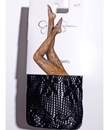 JESSICA SIMPSONS Fashion Tights Womens size M/T Nylon Spandex NWT - $18.77