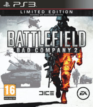 Battlefield: Bad Company 2 Playstation 3 PS3  Disk Only - $7.75