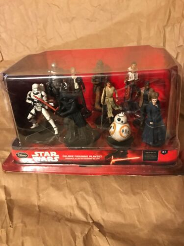 Primary image for Disneyland  Star Wars The Force Awakens Deluxe Figurine Playset New in Package