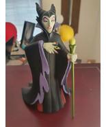 Extremely Rare! Walt Disney Villain Maleficent Walking Figurine Statue - $267.30