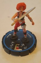 Indy Heroclix Ashleigh #002 - Experienced never used - $1.00