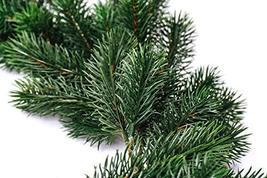 CraftMore Plastic Pine Garland 6' image 2