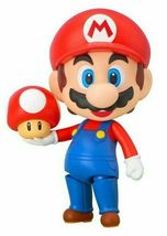 Super Mario 6 Inch Classic Skin Action Figure Nendoroid Series 473 Good Smile Co image 6