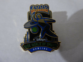 Disney Trading Pins 2703 Wide World of Sports 2000 - Bowling - $7.70
