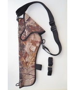 "Scoped Shoulder Holster for CVA OPTIMA 50 CAL 14"" BARREL - $27.53"