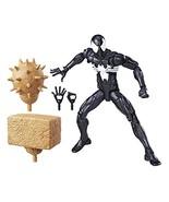 Marvel Spider-Man 6-inch Legends Series Symbiote Spider-Man - $92.76