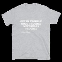 Good Trouble John Lewis T-shirt / Good Trouble T-shirt / John Lewis T-Shirt image 11