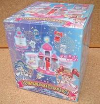 BANDAI Fushigiboshi no Futagohime Sunrise Castle toy game heroine with b... - $540.00