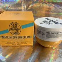 NEW IN BOX FRESH Brazilian Bum Bum Cream Full Size 8.1oz image 1