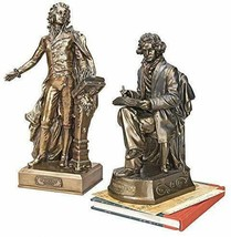 Design Toscano The Great Composers Mozart and Beethoven Statue (Set of 2) - $159.95