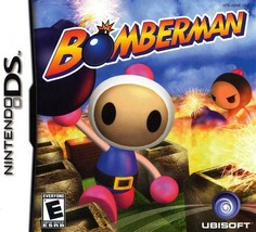 Bomberman Nintendo DS Great Condition Fast Shipping - $14.93