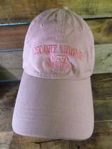 Mount Vernon VIRGINIA Pink Adjustable Adult Hat Cap  - $6.67