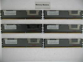 48GB (6X8GB) Memory For Intel MFS5520VIR SR1600UR SR1600URHSR - $171.20